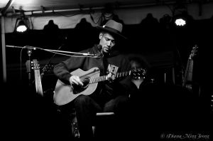 Ben Harper at the Claremont Folk Festival 2014