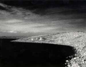 Infrared film at San Justo Lake