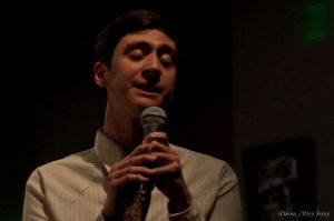 Joey Dosik at Blue Whale Bar